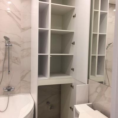 Шкафчики в ванную комнату