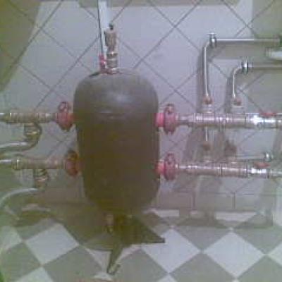 Установка и обвязка котла отопления